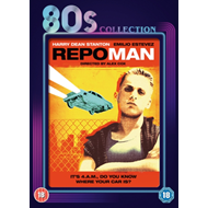 Produktbilde for Repo Man - 80s Collection (UK-import) (DVD)
