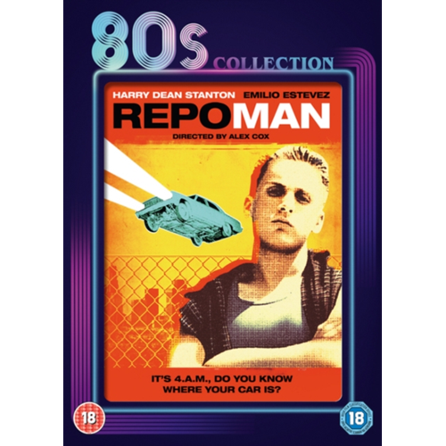 Repo Man - 80s Collection (UK-import) (DVD)