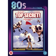 Top Secret! - 80s Collection (UK-import) (DVD)