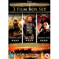 Battle Epic Collection (UK-import) (DVD)