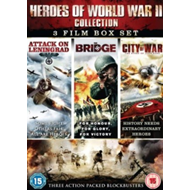 Heroes Of World War II Collection (UK-import) (DVD)