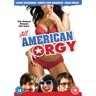 All American Orgy (UK-import) (DVD)