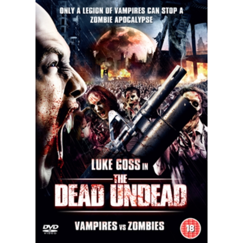 Dead Undead - Vampires Vs Zombies (UK-import) (DVD)