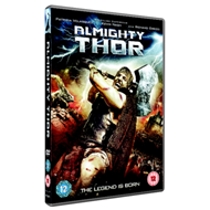 Produktbilde for Almighty Thor (UK-import) (DVD)