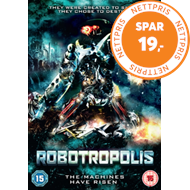 Produktbilde for Robotropolis (UK-import) (DVD)
