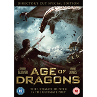 Produktbilde for Age Of The Dragons: Director's Cut (UK-import) (DVD)