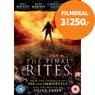 Produktbilde for The Final Rites (UK-import) (DVD)