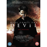 Here Comes The Devil (UK-import) (DVD)