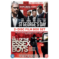 Produktbilde for St George's Day/The Fall Of The Essex Boys (UK-import) (DVD)