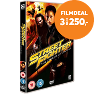 Produktbilde for Street Fighter: The Legend Of Chun-Li (UK-import) (DVD)