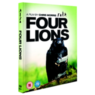 Produktbilde for Four Lions (UK-import) (DVD)
