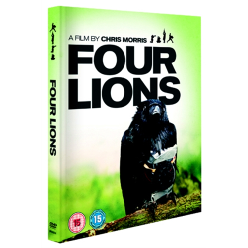Four Lions (UK-import) (DVD)