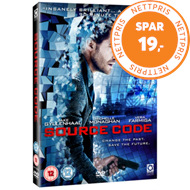 Produktbilde for Source Code (UK-import) (DVD)