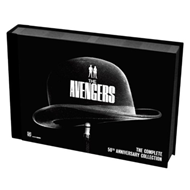 Avengers: The Complete Series 1-6 (UK-import) (DVD)