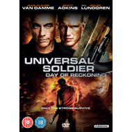 Produktbilde for Universal Soldier: Day Of Reckoning (UK-import) (DVD)