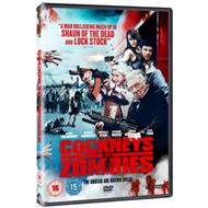 Produktbilde for Cockneys Vs Zombies (UK-import) (DVD)