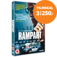 Produktbilde for Rampart (UK-import) (DVD)