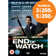 Produktbilde for End Of Watch (UK-import) (DVD)