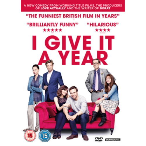 I Give It A Year (UK-import) (DVD)