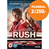 Produktbilde for Rush (UK-import) (DVD)
