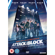 Attack The Block (UK-import) (DVD)