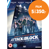 Produktbilde for Attack The Block (UK-import) (DVD)