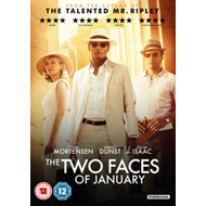 Two Faces Of January (UK-import) (DVD)