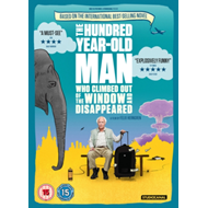 Hundred Year-Old Man Who Climbed Out Of The Window... (UK-import) (DVD)