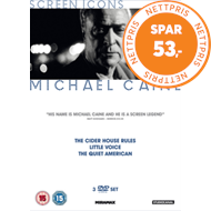 Produktbilde for Michael Caine Collection (UK-import) (DVD)