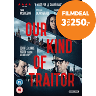 Produktbilde for Our Kind Of Traitor (UK-import) (DVD)