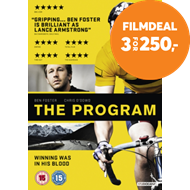 Produktbilde for The Program (UK-import) (DVD)