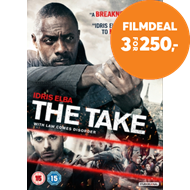 Produktbilde for The Take (UK-import) (DVD)