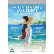 When Marnie Was There (UK-import) (DVD)