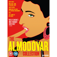 Produktbilde for Almodóvar Collection (UK-import) (DVD)