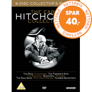 Produktbilde for The Early Hitchcock Collection (UK-import) (DVD)