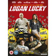 Logan Lucky (UK-import) (DVD)