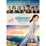 Produktbilde for The Guernsey Literary and Potato Peel Pie Society (UK-import) (DVD)