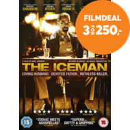Produktbilde for The Iceman (UK-import) (DVD)