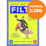 Produktbilde for Filth (UK-import) (DVD)