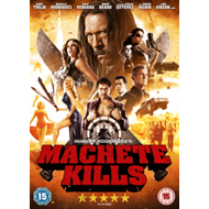 Machete Kills (UK-import) (DVD)