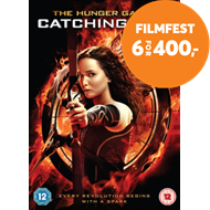 Produktbilde for The Hunger Games: Catching Fire (UK-import) (DVD)