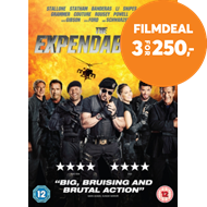 Produktbilde for The Expendables 3 (UK-import) (DVD)