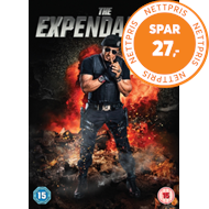 Produktbilde for The Expendables Trilogy (UK-import) (DVD)