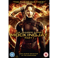 Produktbilde for Hunger Games: Mockingjay - Part 1 (UK-import) (DVD)