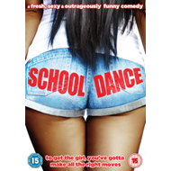 Produktbilde for School Dance (UK-import) (DVD)