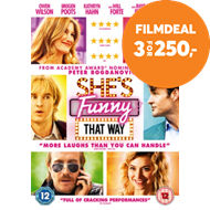 Produktbilde for She's Funny That Way (UK-import) (DVD)