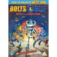 Bolts And Blip: Battle Of The Lunar League (DVD)
