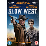Slow West (UK-import) (DVD)