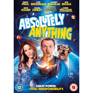 Absolutely Anything (UK-import) (DVD)