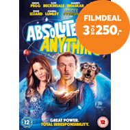 Produktbilde for Absolutely Anything (UK-import) (DVD)